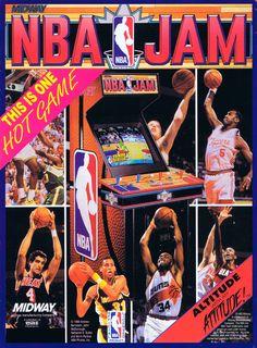NBA Jam Ad.