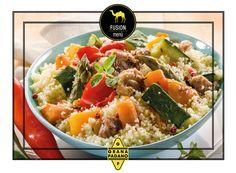 Il couscous, originario del Marocco, ha un sapore squisitamente italiano con #GranaPadano!