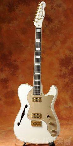 Fender Japan TN72G-FT MH SWH