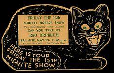 Spook Show Posters - Spookshows.com