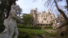 Regaleira Palace, Sintra, Portugal