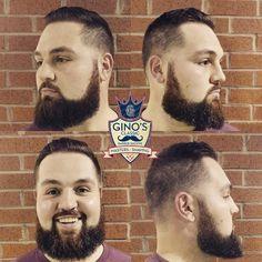 #beardon #gentlemen  #razoroutlines #beardgang #fadesfordays #reuzelblue #wahlpro #mensstyle #atlanta #barbershop #steamedtowel #mastersofshaving #yelpelite #yelpatlanta