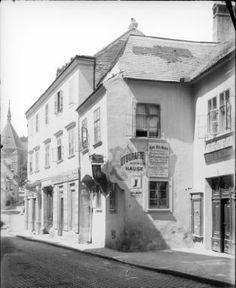 Mödling, Herzogstraße 4-6, 1907