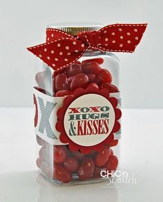 Cute ways to package Valentines Treats and Gifts See all