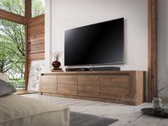 TV-Meubel Monaco - Eiken - 4 vakken - 170 cm