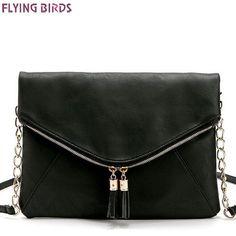 38f6f3da3e1e FLYING BIRDS! women bags for women messenger bags shoulder bag ladies  handbag purse female pouch