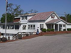 The Overlook Restaurant, Leavenworth, Indiana..Very near where I was born (at my Grandma and Grandad Laswell's house) past the small town of Curby.  If indeed, Curby was a town.  I love Crawford County, Indiana.....