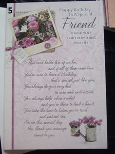Verse for card best girl friend birthday verse google search special friend birthday cards with fabulous verses choice of design lk bookmarktalkfo Choice Image