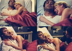 Grey's Anatomy... this was too sad :(