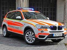 Neues Kindernotarzt-Einsatzfahrzeug für die Feuerwehr München http://www.feuerwehrleben.de/neues-kindernotarzt-einsatzfahrzeug-fuer-die-feuerwehr-muenchen/ #feuerwehr #bmw #notarzt