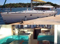 My Sail croisière Méditerranée à Six-Fours-les-Plages en PACA. Pour vos croisières avec ou sans skipper depuis l'île des Embiez dans le Var - Provence- Méditerranée - Vacances | www.my-sail.net |