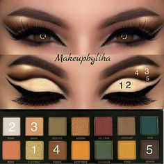 >>Read information on eye makeup. Click the link to find out more~~ The web presence is worth checking out. Eye Makeup Steps, Makeup Eye Looks, Beautiful Eye Makeup, Eye Makeup Art, Smokey Eye Makeup, Skin Makeup, Eyeshadow Makeup, Beauty Makeup, Makeup Tips
