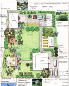 Most Creative Gardening Design Ideas - New ideas Garden Design Plans, Landscape Design Plans, Landscape Architecture, Garden Bed Layout, Garden Beds, The Plan, How To Plan, Farm Layout, Japanese Landscape