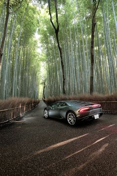 Lamborghini Huracan - Japan Tour