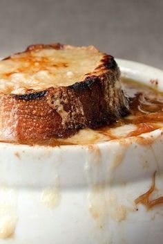 FRENCH ONION SOUP PRIMER [101] [France] [Rhoda Boone] [epicurious]