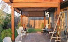Pergolas Ideas Pictures