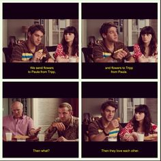 One of my favorite scenes in Failure To Launch. If only it were that simple. Lol.