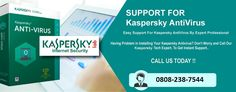 Call at Kaspersky Technical Support Contact Number 0808-238-7544