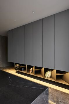 Comfortable and Suitable Wardrobe Design for Big & Small Bedroom Shelf Design, Küchen Design, Cabinet Design, Cabinet Furniture, Furniture Design, Muebles Living, Wardrobe Design, Closet Designs, Interior Walls
