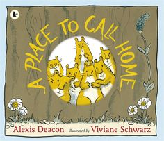A Place to Call Home, written by Alexis Deacon and illustrated by Viviane Schwarz AND 10 Minutes till Bedtime, written and illustrated by Peggy Rathmann Band Of Brothers, Star Pictures, Animal Books, Book Format, Chapter Books, Cool Landscapes, Bedtime, Laugh Out Loud