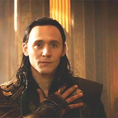 """""""You'll kill me?... Evidently, there will be a line"""" — Loki"""