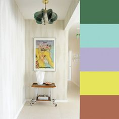 A Good Chick To Knows Clean, Colorful Interiors in interior design  Category