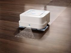 This time, iRobot is ditching circles for a square.