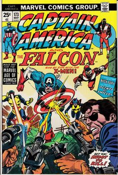 Captain America 171 May 1974 Issue Marvel Comics by ViewObscura