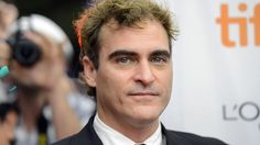 """Joaquin Phoenix. """"I was 3-years-old - to this day it is a vivid memory. My family and I were on a boat, catching fish. As one fish was caught, he was writhing, then he was thrown against the side of the boat. You couldn't disguise what it was. This was what we did to animals to eat them. The animal went from a living, vibrant creature fighting for life to a violent death. I recognised it, as did my brothers and sisters."""""""