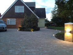 driveway lighting - Google Search