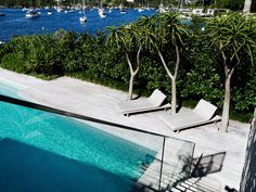 Swimming Pool Ideas : William Dangar and Associates Landscape Design, Garden Design, Australian Native Garden, Drought Tolerant Garden, Timber Deck, Low Maintenance Garden, Pool Decks, Landscaping Plants, Cool Pools