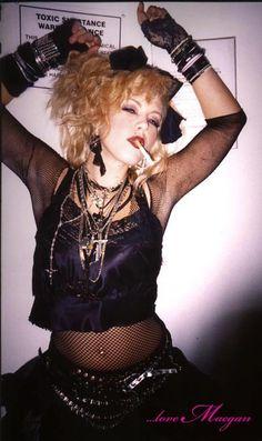 ...love Maegan : 80's Madonna Costume ~ Halloween 2003 Fashion + DIY + Home + Lifestyle