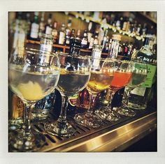 Fin & Tonic - Work in progress ... . . . . . . . . #cocktail #leMondeModerne #MondeModerne #lille #bar