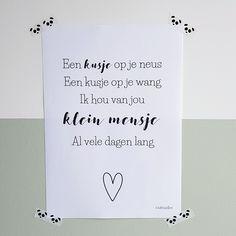 Ga naar de site van KAARtootje en print deze lieve poster!    ------------------- | Copyright by KAARtootje |