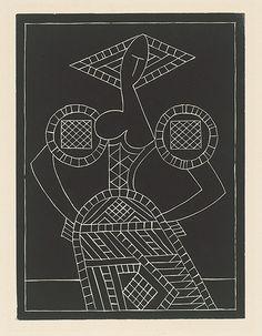 """thirdorgan: """" Ľudovít Fulla (slovakia, 1902 - Černoška I. Art Pictures, Illustrator, Bee, Inspire, Memories, Artist, Pattern, Painting, Design"""