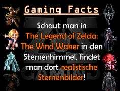 Für Sternengucker hält The Legend of Zelda: The Wind Waker einiges bereit!