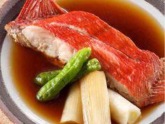 魚の煮付けの画像