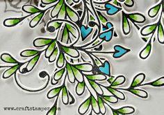 Keren Baker www.craftstamper.com