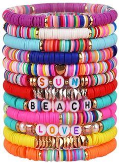 Diy Bracelets Patterns, Diy Friendship Bracelets Patterns, Bracelet Designs, Preppy Bracelets, Surfer Bracelets, Bead Jewellery, Beaded Jewelry, Beaded Bracelets, Homemade Bracelets