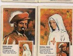 Don Juan Tenorio - Doña Inés