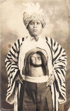 The Rajah with a Second Face