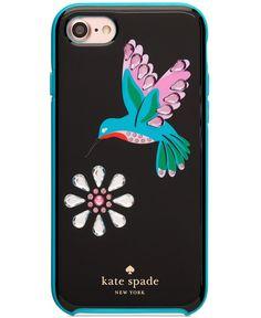 kate spade new york Jeweled Hummingbird iPhone 7 Case