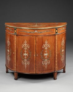 Rosewood commode, c. 1790 England, £58,500