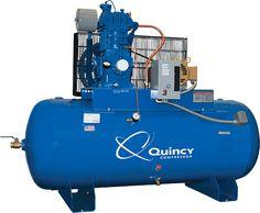 Reciprocating Air Compressors: QR-25 | Quincy Compressor