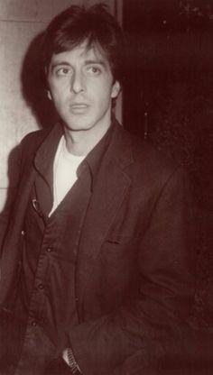 Al Pacino old photo