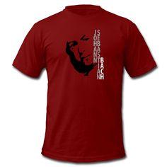 #Bach Portret Cranberry Lmt. Edition T-shirt | Spreadshirt | ID: 13427833