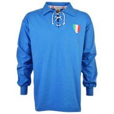 799b9e61eb6 Italy 1940-1950s Retro Football Shirt Italy 1940-1950s Retro Football Shirt.  Alcides