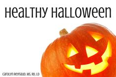 Healthy Halloween strategies and some of the CUTEST treats ever! #AD