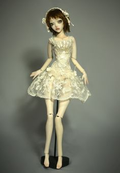 Porcelain Doll Fey Forgotten Hearts Ball Jointed Doll
