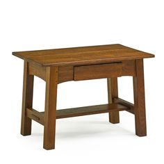 "LIMBERT Library table, ca. 1910 Branded 29"" x 42"" x 25 1/4"" Auction Date: Sat, June 14, 11:00AM Estimate: $900 - $1,400"